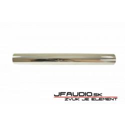Hliníková rúra - rovná dĺžka 20cm priemer 57mm