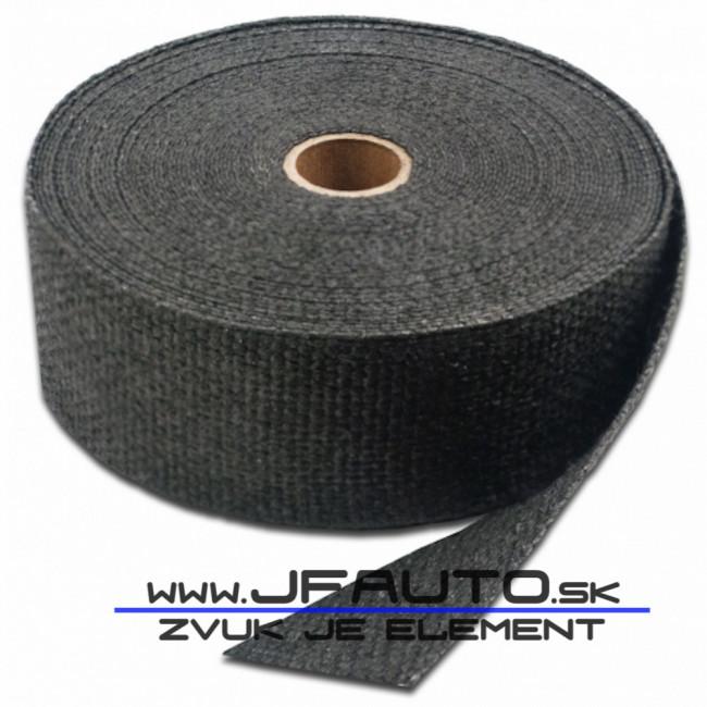 Termo izolačná páska na zvody a výfuk Thermotec, čierna