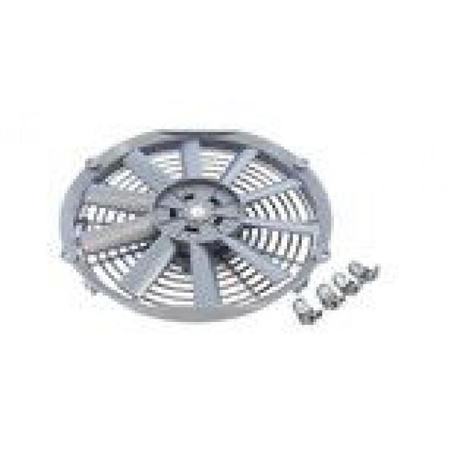 Elektrický ventilátor 254mm univerzálny  - sací