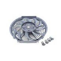 Elektrický ventilátor 406mm univerzálny  – tlačný