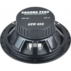 GROUND ZERO GZIF 65X