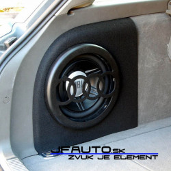 Bedňa na subwoofer Audi A4 kombi B6 00-06r