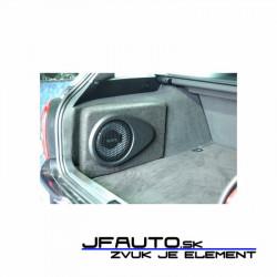 Bedňa na subwoofer Audi A4 kombi B5 1995-2001