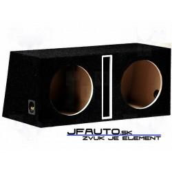 Bedňa na subwoofer 50 a 50L 30cm Bassreflex Black