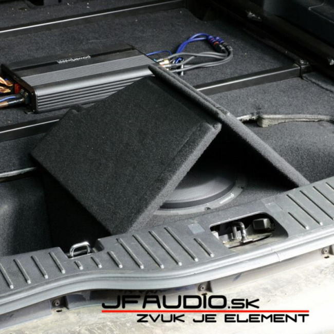 Bedňa na subwoofer Ford S-Max FL