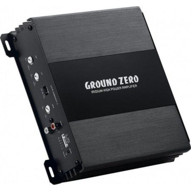 GROUND ZERO GZIA 2080HPX-II