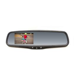 RM LCD HYU Zrkadlo s displejom 4.3