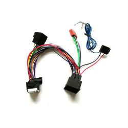 ISO 044 Adaptér pre HF sady Opel Chevrolet Saab