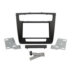 PF-1513 D plastový rámik 2DIN BMW 1