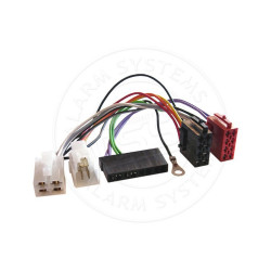 ISO adaptér pre autorádiá Suzuki RISO-079