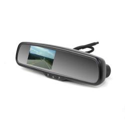 RM LCD BDVR HYU Zrkadlo s displejom, kamerou