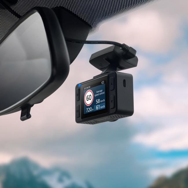Palubná kamera do auta, GPS, FullHD, CPL filter, parkovací režim Neoline X74
