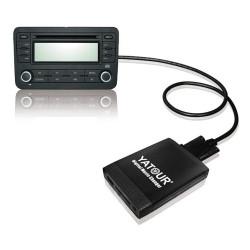 YT-M06 FA digitálny hudobný USB SD adaptér