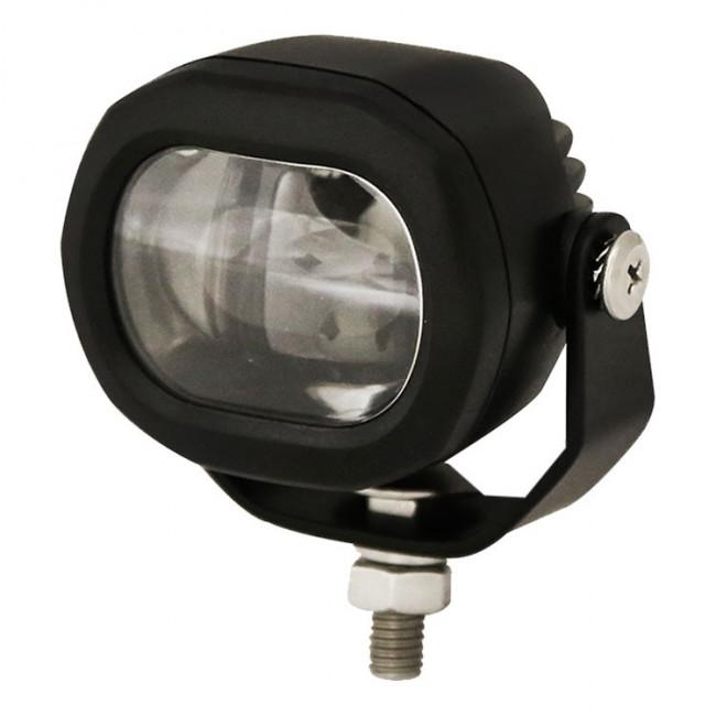 Bezpečnostné LED svetlo ECCO pre VZV, 12-80V, červené, EW2015R