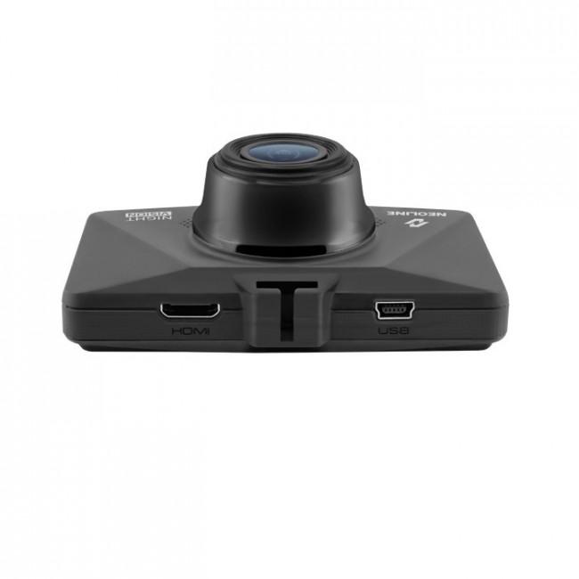 Palubná kamera do auta, Active NightVision, parkovací režim Neoline S39
