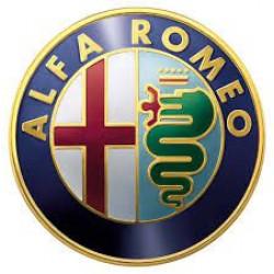 Rámiky pre vozidlá Alfa Romeo