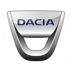 Rámiky pre vozidlá Dacia