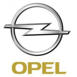 Rámiky pre vozidlá Opel