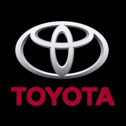 Rámiky pre vozidlá Toyota